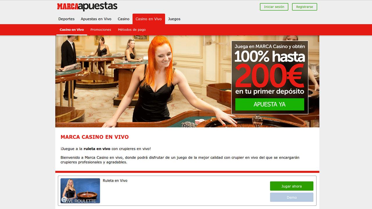 Paginas de apuestas en vivo visa Transferencia casino - 29646