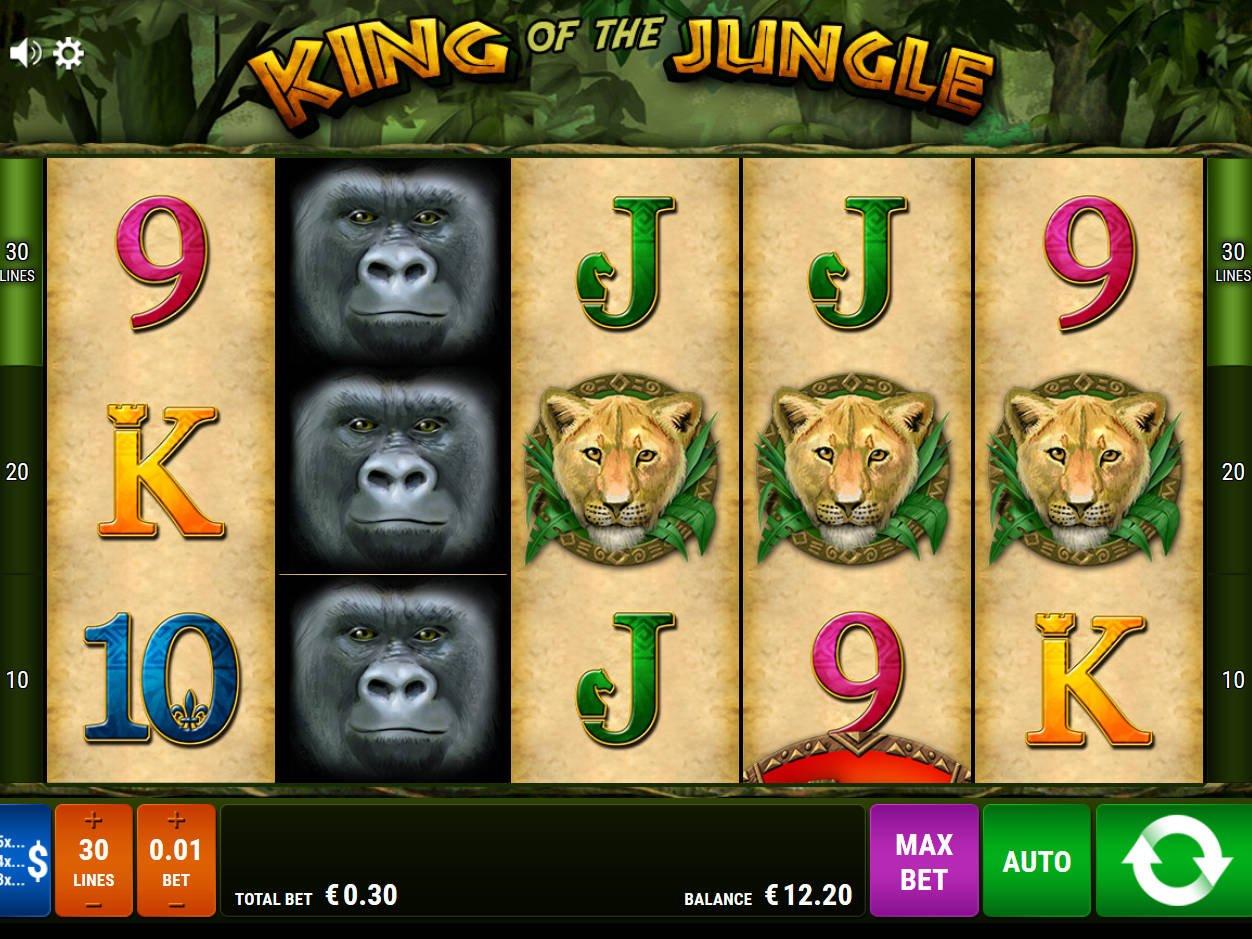 Juego Limpio jugar jungle wild 3 gratis - 25758