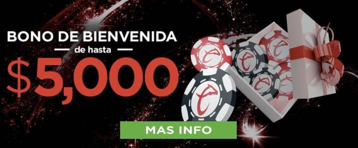 Bonos bienvenida casino en la lista negra - 76566