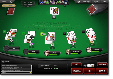 Pokerstars login casino - 7526