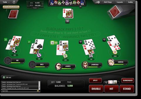 Pokerstars login casino - 7526