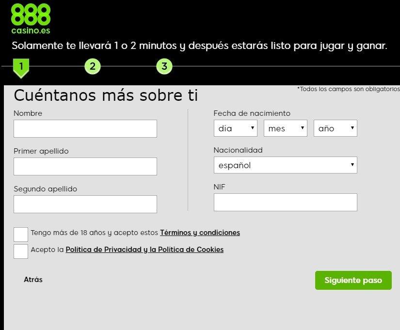 888 casino - 52222