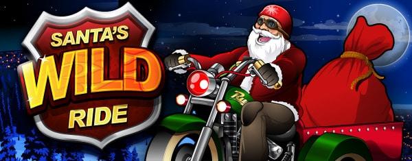 Tiradas gratis Santa's WildRide casino bingo online - 26510