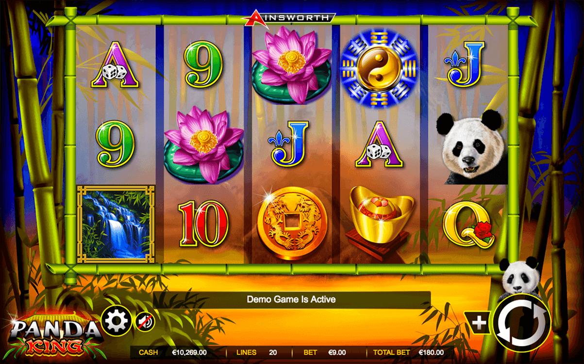 Casino panda slots tiradas Gratis Ash Gaming - 61449