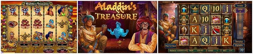 Tragaperra Aladdins Treasure www miapuesta es - 19539