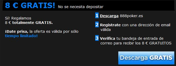 888 poker jugar sin descargar bono deposito casino Amadora - 2066