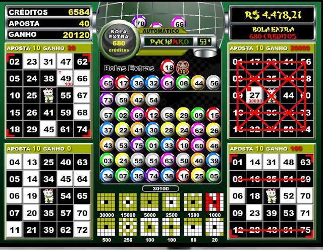 Bingo online - 14140