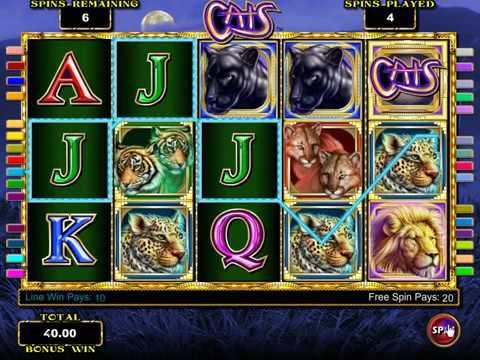 Tragamonedas gratis con juego cats opiniones tragaperra Queen of Gold - 21271