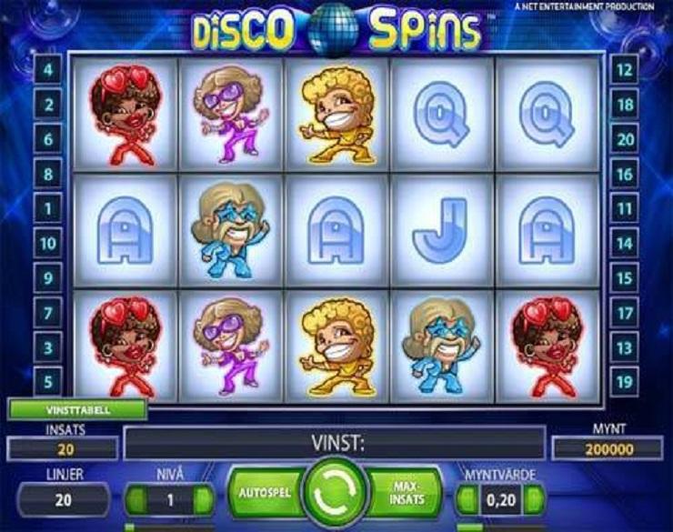 Live casino bet365 tragamonedas Gratis Disco Spins - 88110