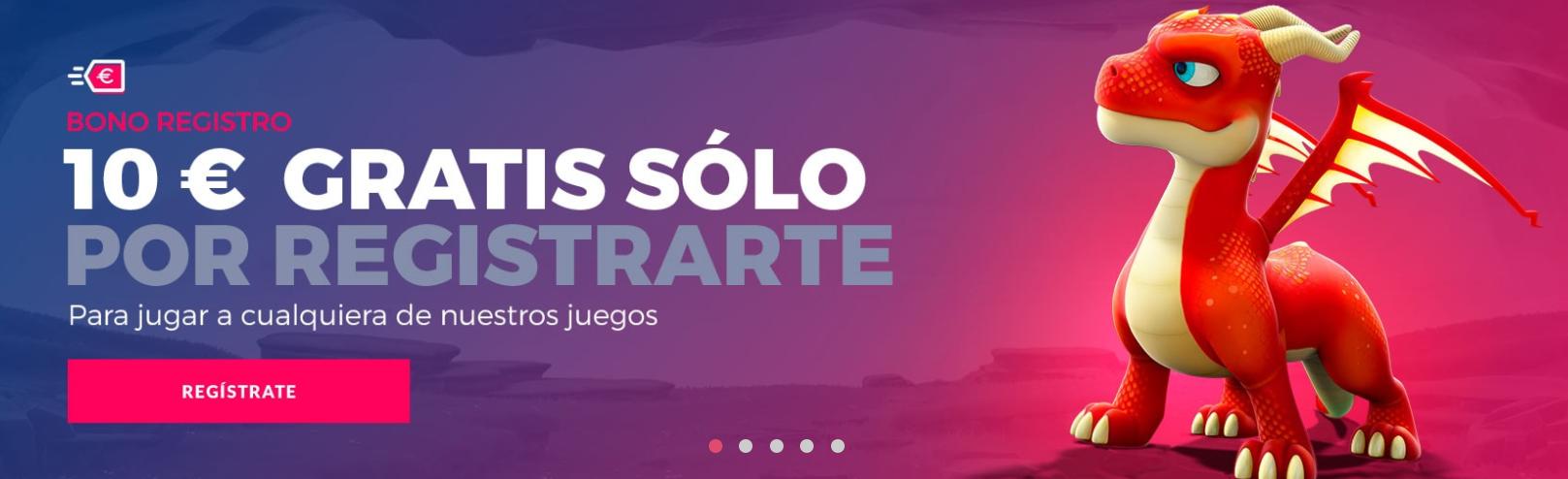 Bono de bienvenida sin deposito los mejores casino on line de Madrid - 39730