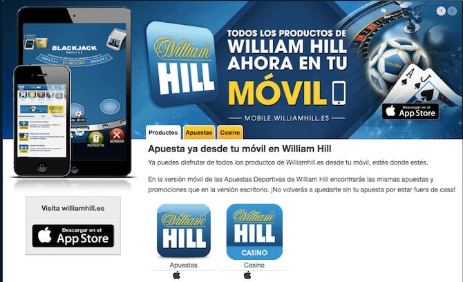 Mobile william hill existen casino en Málaga - 17957