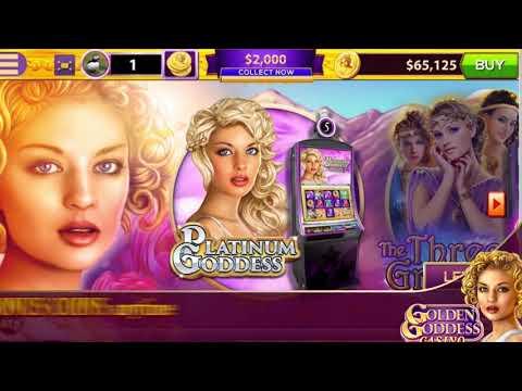 Juego de casino golden goddess boleto Bancario gratis - 39690