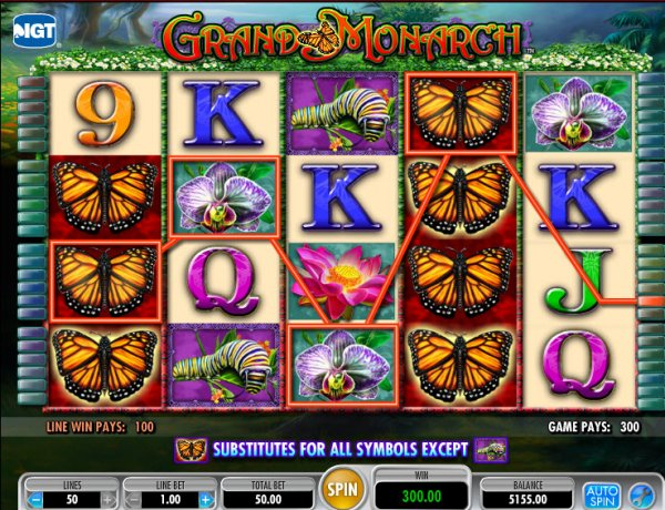 Grand monarch slot game gratis tragaperras MGA - 86698