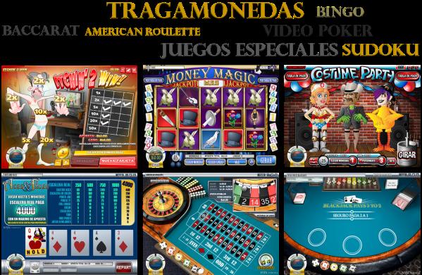 Bingo juego de mesa promociones semanales Casino - 7144