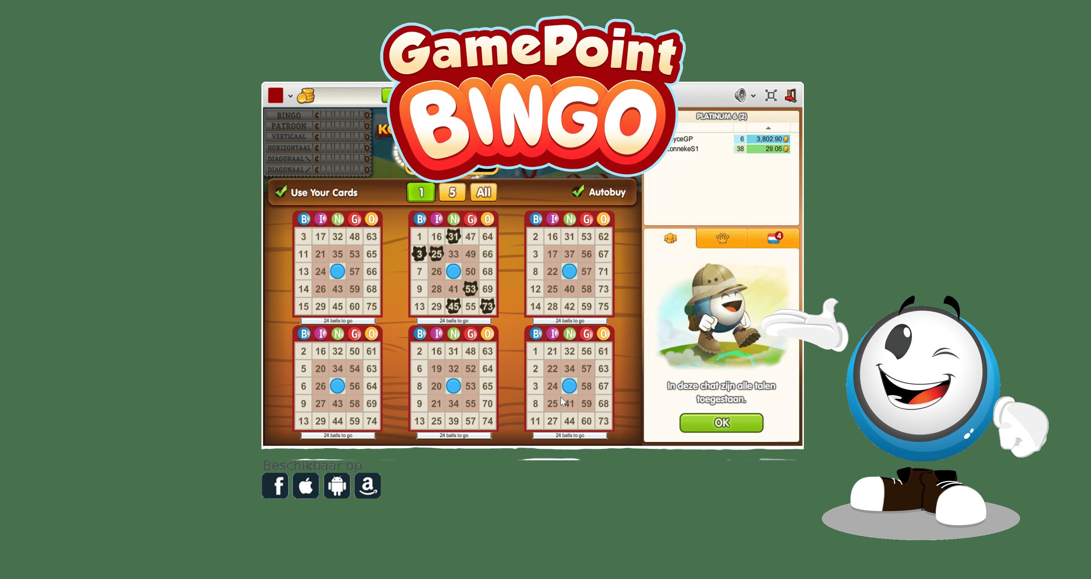 Bingo on - 93162