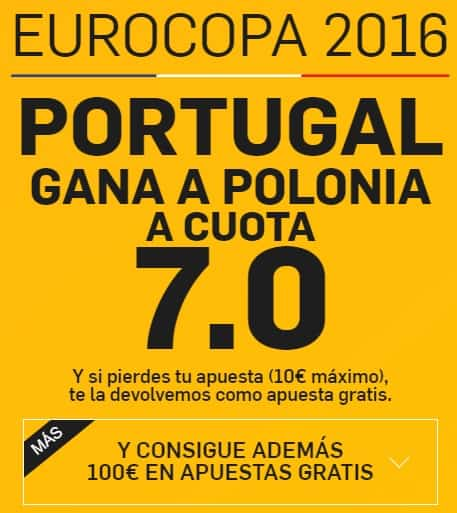 Apuestas supercuotas Portugal bono bet365 - 54828
