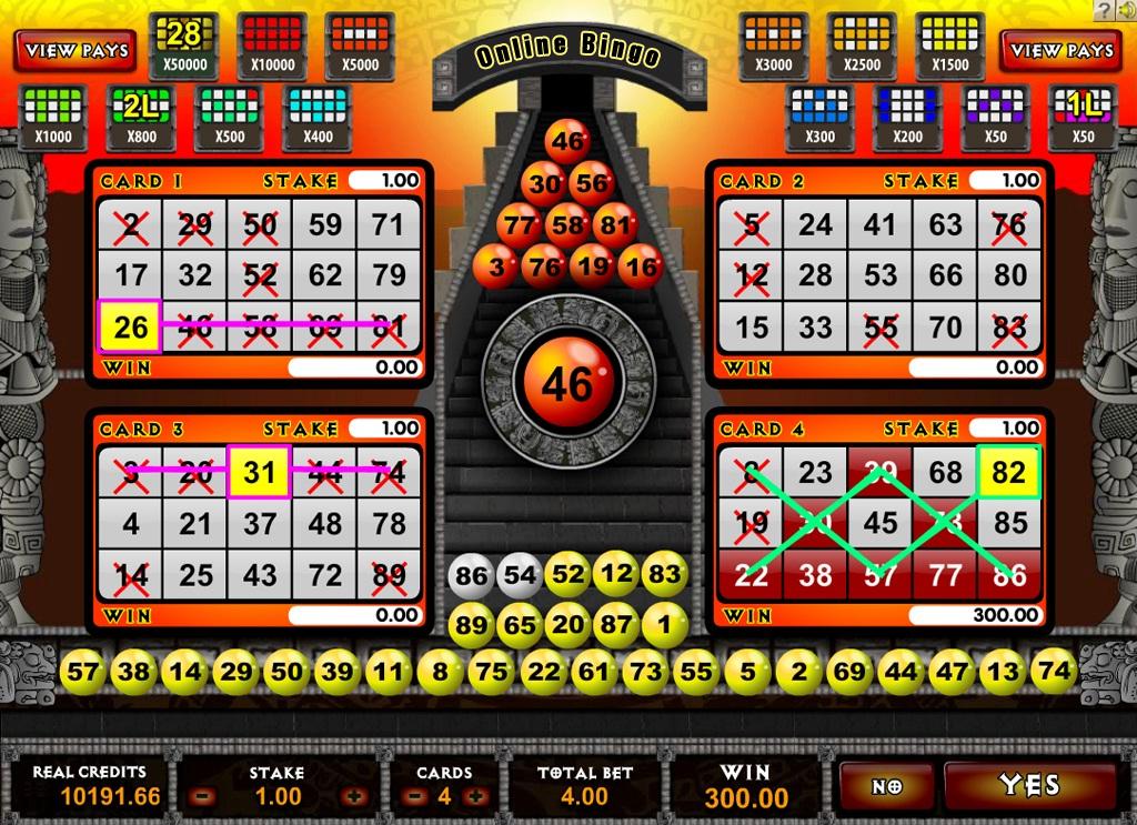 Bingo on line español casino Online Edict - 63839