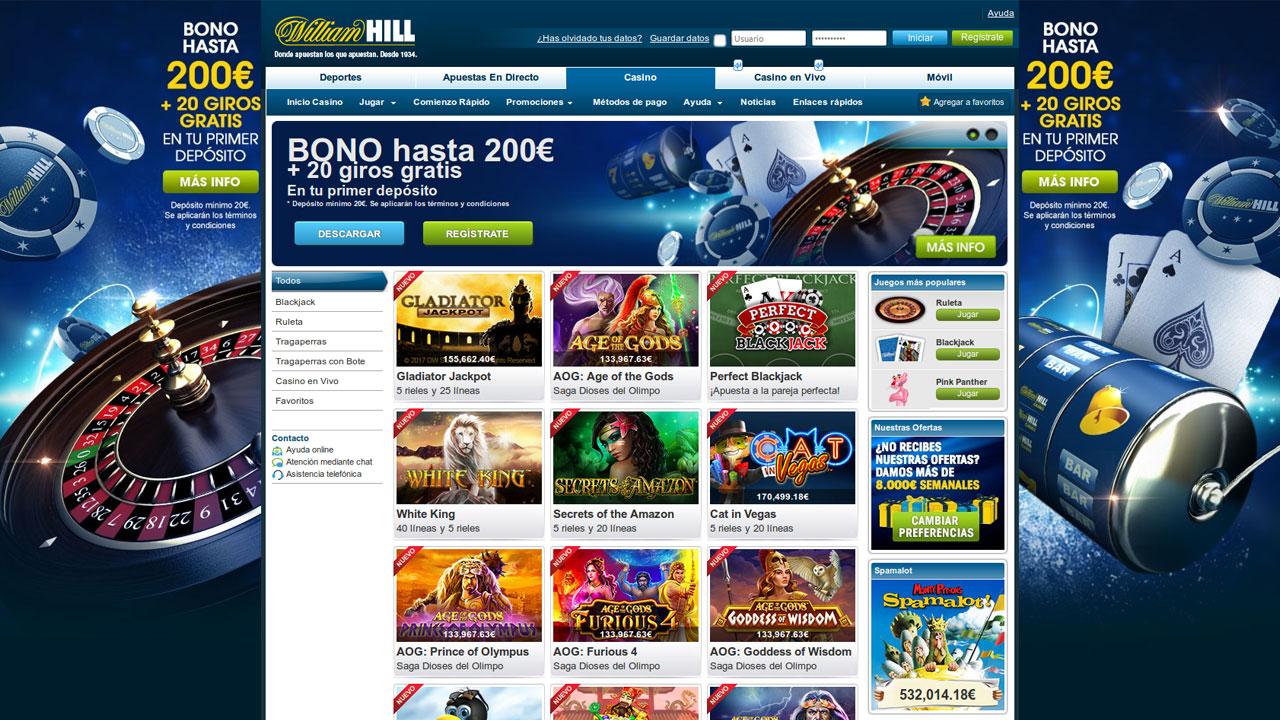 Jugadores Españoles casino - 58898