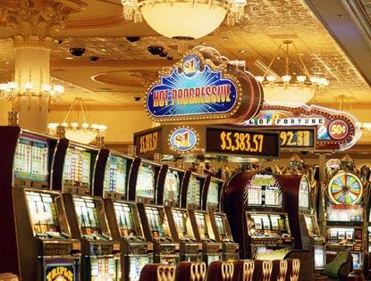 Casa de apuestas jugar con maquinas tragamonedas Salvador - 70339