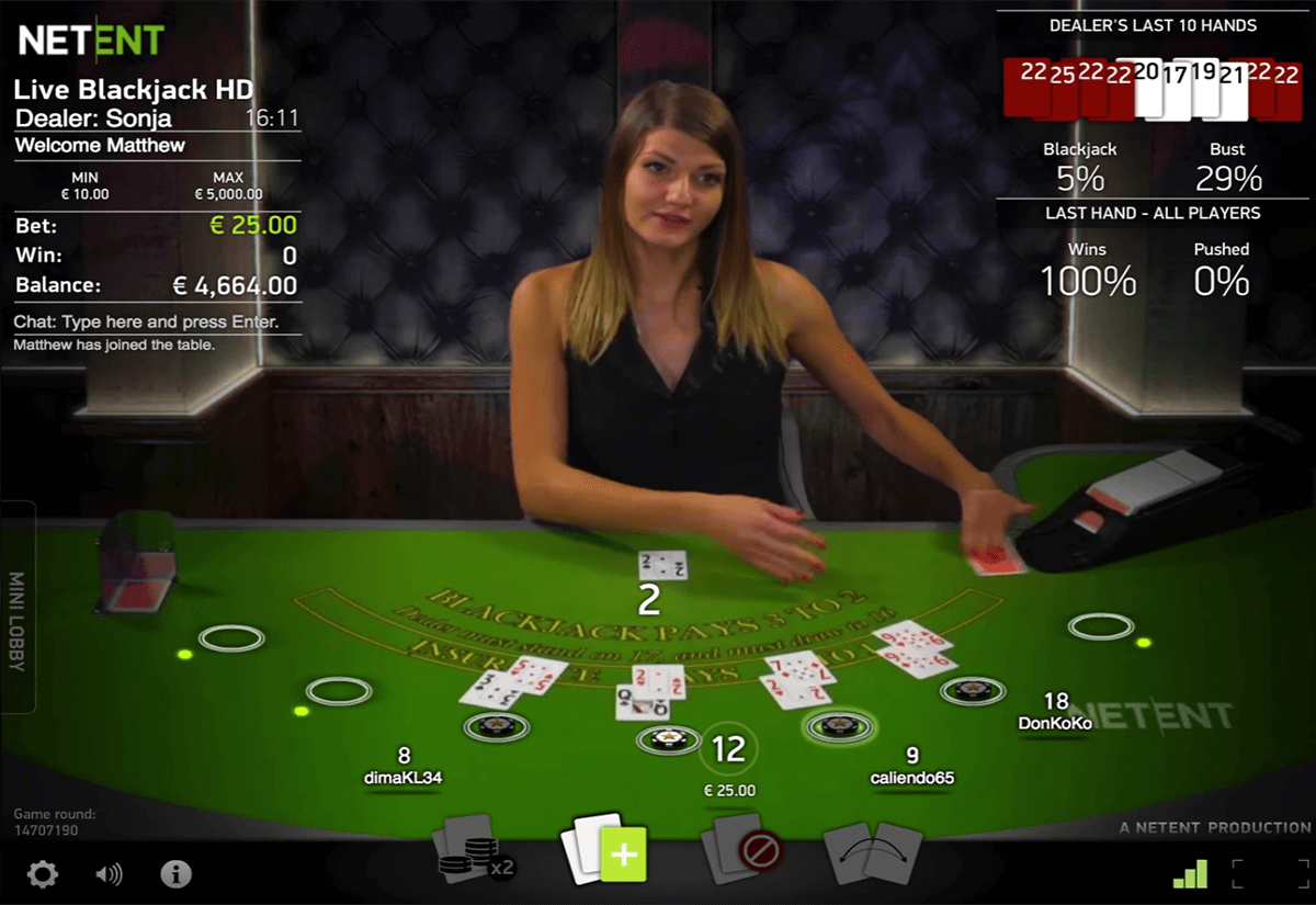 Blackjack veintiuno exactamente netent casino - 2820