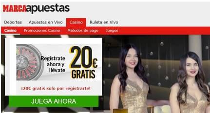 MARCA apuestas casino bonos juego gratis lost - 63292