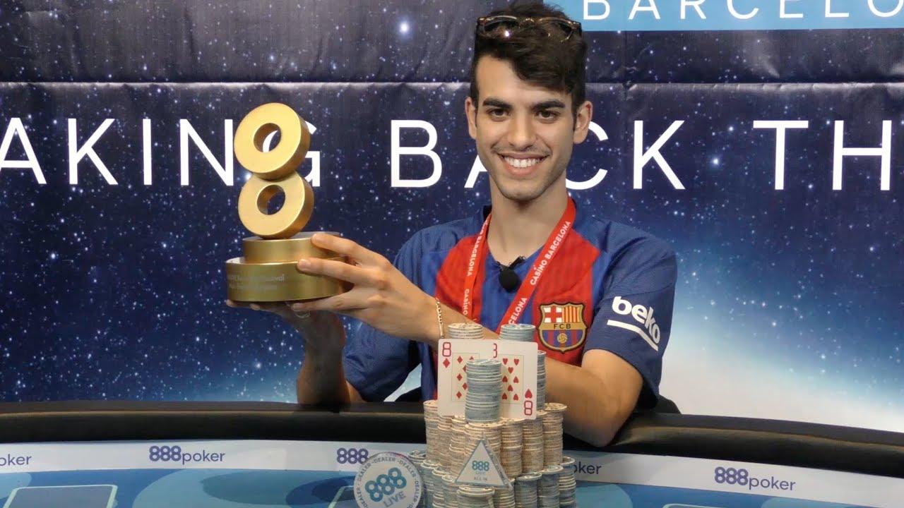 888 poker default casino online Barcelona opiniones - 54642