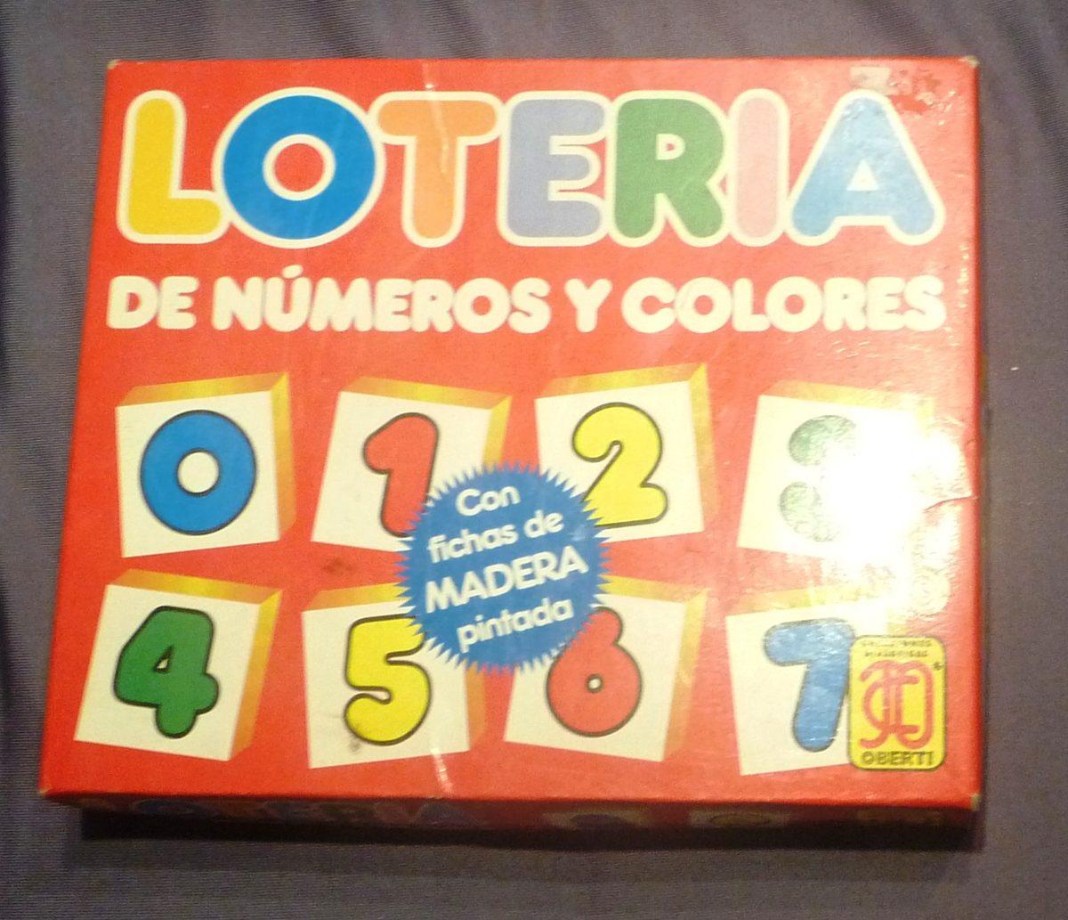 Bingo gratis comprar loteria en Barcelona - 21736