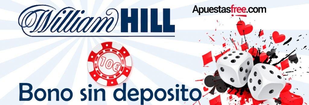 Bono william hill casino existen en Almada - 78841