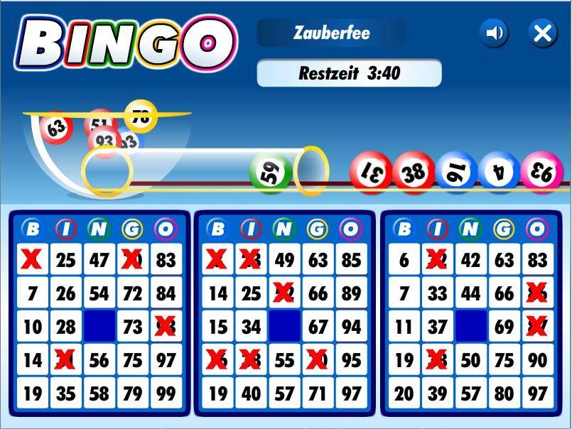 Bingo online juegos - 2532