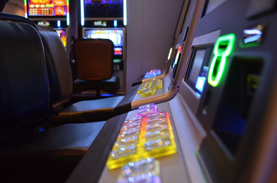 Tragaperras normales casino historia de los juegos de azar - 98609