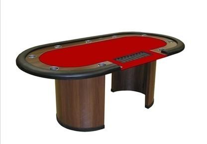 Mesa de dados casino poker con croupier - 7769