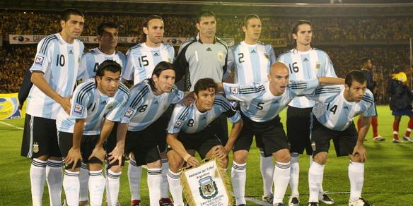 Juegos Thrills com afa seleccion argentina - 95949