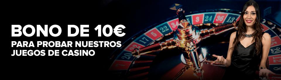 Autoexclusión casino bono - 41496