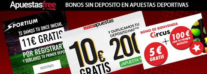 Trucos y consejos casino bono sin deposito apuestas - 44634