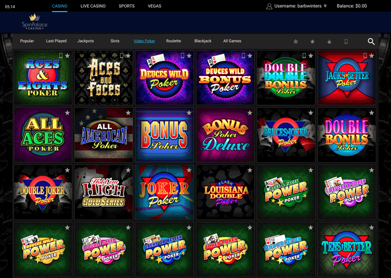 Casino online Poker Stars spin palace opiniones - 13731
