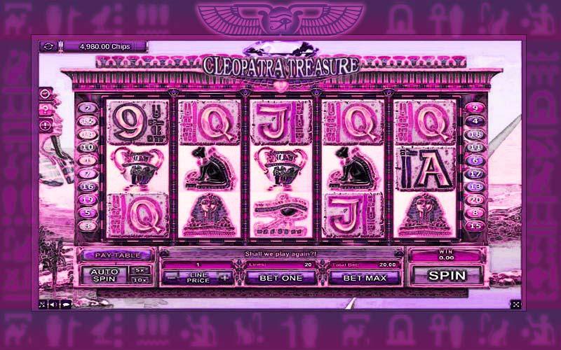 BGaming en BetPhoenix jugando gratis tragamonedas cleopatra - 49710