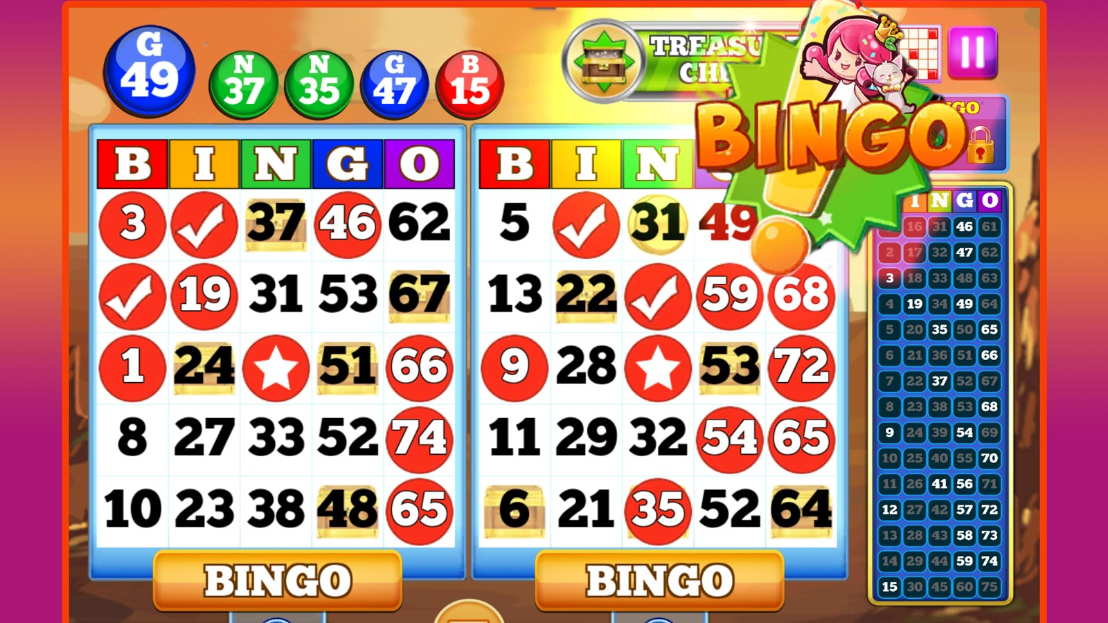 Bingo gratis - 11892