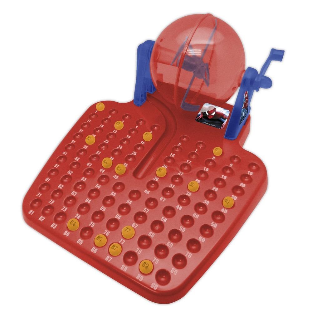 Bingo juego de mesa sortea 10 juegos - 57850