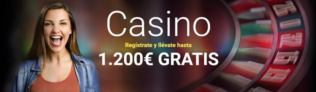 Bono de bienvenida casino de Luckia poker españa - 69848