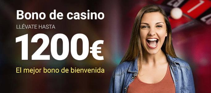Bono de bienvenida casino de Luckia poker españa - 13574