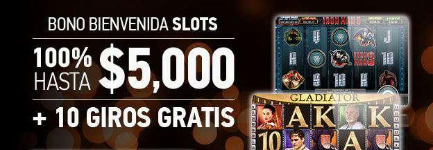 Bono de registro reseña de casino México - 50006