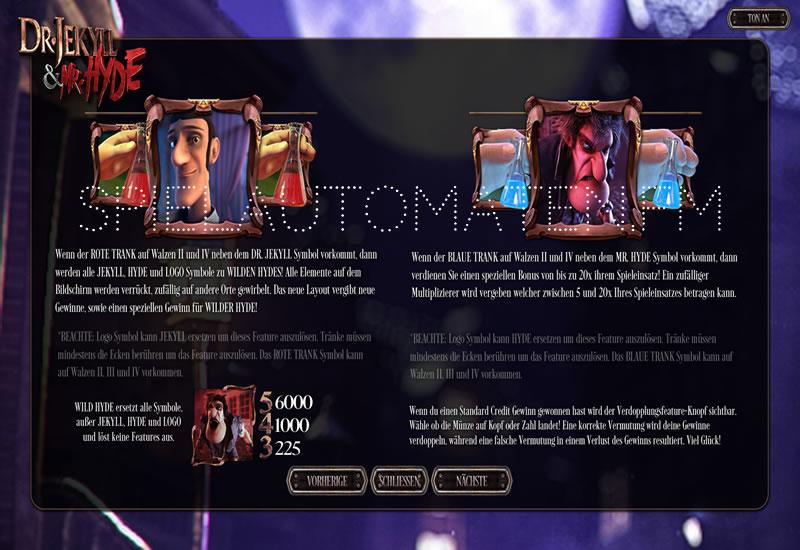 Bonos de casino online jekyll and Mr - 94401