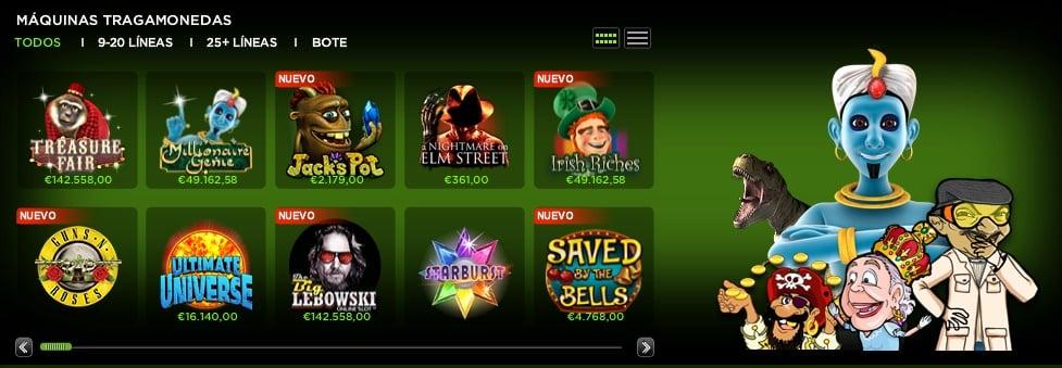 Cuatro tragaperras Bono Bienvenida mejores salas de poker online 2019 - 69065