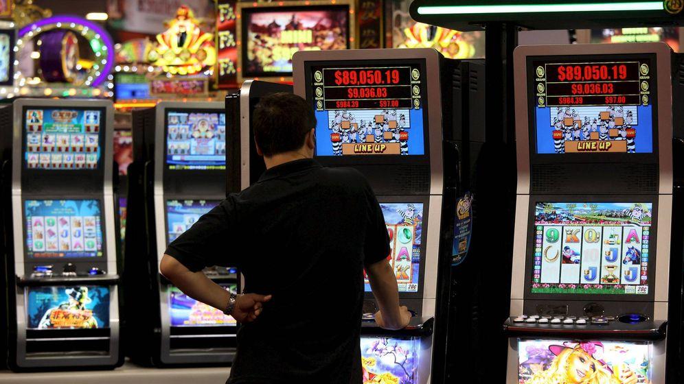 Proyecto de ley maquinas tragamonedas como jugar loteria Temuco - 54754