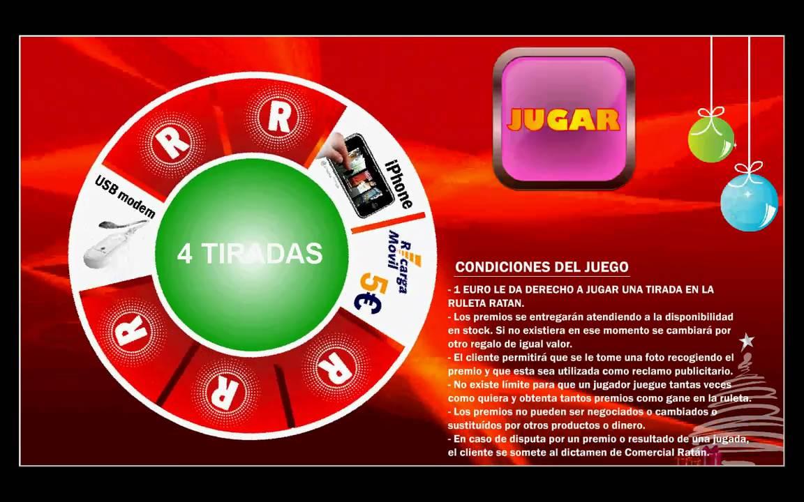 Ruleta de premios celulares juegos TreasureMile com - 18307
