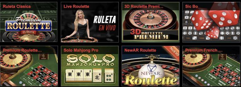 Casa de apuestas casino online Mexico City opiniones - 20517