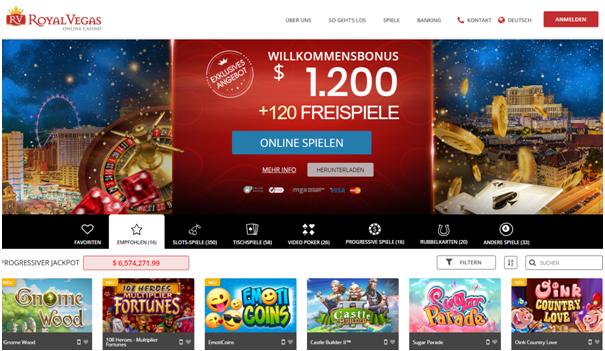Casino 7Spins royal vegas gratis - 24859