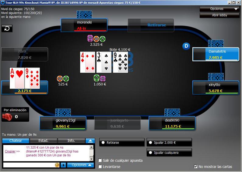 Casino en vivo pokerstars 888 poker Setúbal - 29872