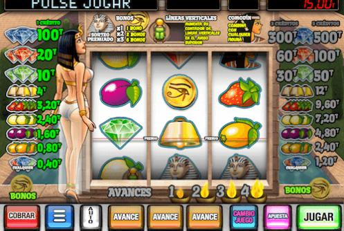 Casino MGA en Portugal juegos tragamonedas - 89462