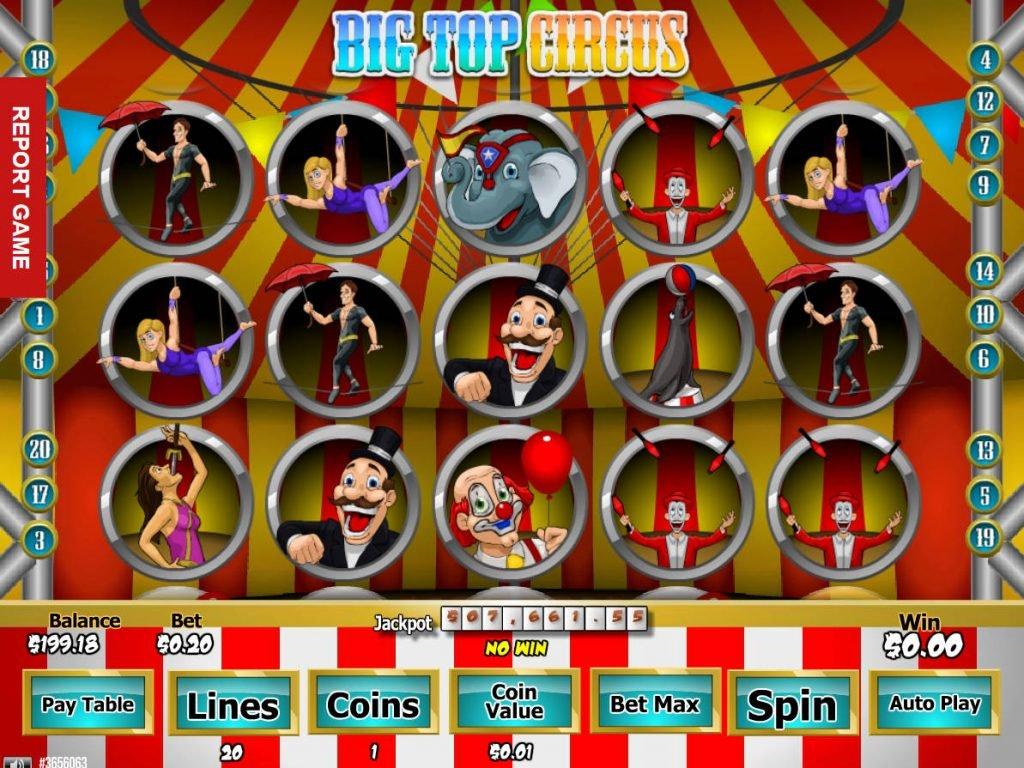 Casino online Circus es trucos para ganar en tragamonedas - 11720